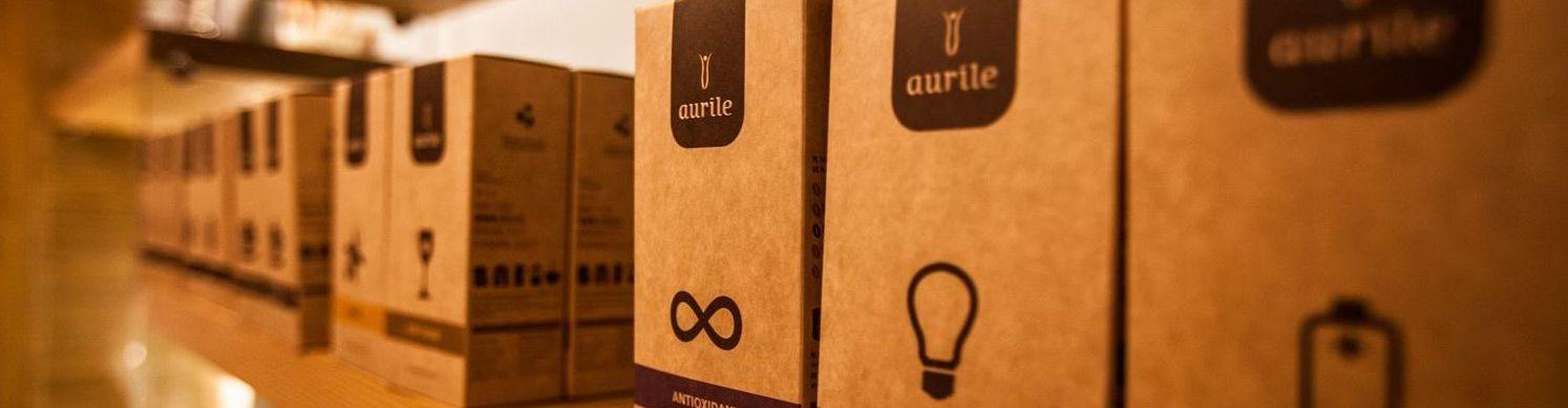 Aurile-Новый кофе в МЛМ!